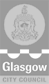 Logo glasgow city council grey