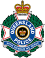 Logo queensland police
